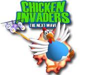 La fonctionnalité de capture d'écran de jeu Chicken Invaders 2