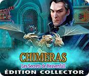 La fonctionnalité de capture d'écran de jeu Chimeras: Les Secrets de Heavenfall Édition Collector