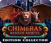 La fonctionnalité de capture d'écran de jeu Chimeras: Remède Mortel Édition Collector