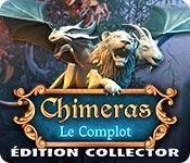 La fonctionnalité de capture d'écran de jeu Chimeras: Le Complot Édition Collector
