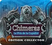 La fonctionnalité de capture d'écran de jeu Chimeras: Le Prix de la Cupidité Édition Collector