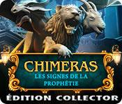 La fonctionnalité de capture d'écran de jeu Chimeras: Les Signes de la Prophétie Édition Collector