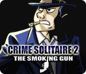 La fonctionnalité de capture d'écran de jeu Crime Solitaire 2: The Smoking Gun