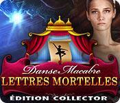 La fonctionnalité de capture d'écran de jeu Danse Macabre: Lettres Mortelles Édition Collector