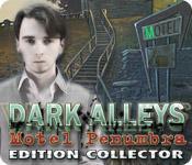La fonctionnalité de capture d'écran de jeu Dark Alleys: Motel Penumbra Edition Collector