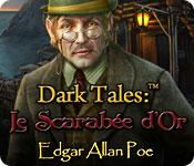 La fonctionnalité de capture d'écran de jeu Dark Tales: Le Scarabée d'Or Edgar Allan Poe