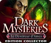 La fonctionnalité de capture d'écran de jeu Dark Mysteries: Le Dévoreur d'Ames Edition Collector