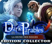 La fonctionnalité de capture d'écran de jeu Dark Parables: La Reine des Neiges Edition Collector