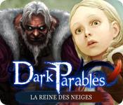 La fonctionnalité de capture d'écran de jeu Dark Parables: La Reine des Neiges