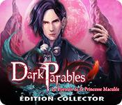 La fonctionnalité de capture d'écran de jeu Dark Parables: Le Portrait de la Princesse Maculée Édition Collector