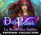 La fonctionnalité de capture d'écran de jeu Dark Parables: La Reine des Sables Edition Collector