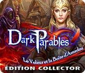 La fonctionnalité de capture d'écran de jeu Dark Parables: Le Voleur et la Boîte d'Amadou Édition Collector