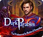 La fonctionnalité de capture d'écran de jeu Dark Parables: Le Voleur et la Boîte d'Amadou