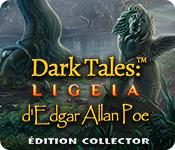 La fonctionnalité de capture d'écran de jeu Dark Tales: Ligeia d'Edgar Allan Poe Édition Collector
