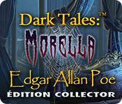 La fonctionnalité de capture d'écran de jeu Dark Tales: Morella Edgar Allan Poe Édition Collector