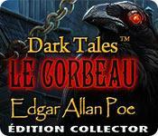 La fonctionnalité de capture d'écran de jeu Dark Tales: Le Corbeau Edgar Allan Poe Édition Collector