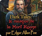 La fonctionnalité de capture d'écran de jeu Dark Tales: Le Masque de la Mort Rouge par Edgar Allan Poe