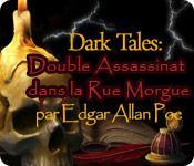 La fonctionnalité de capture d'écran de jeu Dark Tales: Double Assassinat dans la Rue Morgue par Edgar Allan Poe