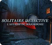 La fonctionnalité de capture d'écran de jeu Solitaire Détective: L'Affaire du Majordome