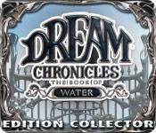 La fonctionnalité de capture d'écran de jeu Dream Chronicles: The Book of Water Edition Collector