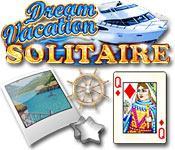 La fonctionnalité de capture d'écran de jeu Dream Vacation Solitaire