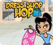 La fonctionnalité de capture d'écran de jeu Dress Shop Hop