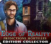 La fonctionnalité de capture d'écran de jeu Edge of Reality: Prédictions Mortelles Édition Collector