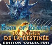 La fonctionnalité de capture d'écran de jeu Edge of Reality: La Bague de la Destinée Édition Collector