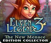 La fonctionnalité de capture d'écran de jeu Elven Legend 3: The New Menace Édition Collector