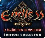 La fonctionnalité de capture d'écran de jeu Endless Fables: La Malédiction du Minotaure Édition Collector