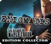 La fonctionnalité de capture d'écran de jeu Enigmatis: Les Arcanes de Maple Creek Edition Collector