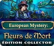 La fonctionnalité de capture d'écran de jeu European Mystery: Fleurs de Mort Édition Collector