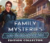 Feature screenshot game Family Mysteries: Les Échos de Demain Édition Collector