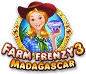 La fonctionnalité de capture d'écran de jeu Farm Frenzy 3: Madagascar