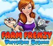 La fonctionnalité de capture d'écran de jeu Farm Frenzy: Hurricane Season