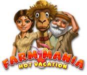 La fonctionnalité de capture d'écran de jeu Farm Mania: Hot Vacation