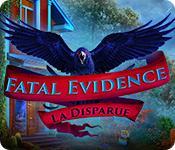 La fonctionnalité de capture d'écran de jeu Fatal Evidence: La Disparue