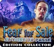 La fonctionnalité de capture d'écran de jeu Fear for Sale: La Ville du Passé Édition Collector