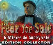 La fonctionnalité de capture d'écran de jeu Fear for Sale: L'Affaire de Sunnyvale Edition Collector