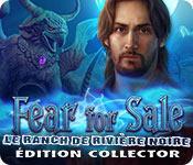 La fonctionnalité de capture d'écran de jeu Fear for Sale: Le Ranch de Rivière Noire Édition Collector