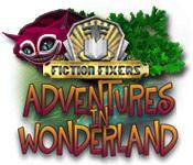 Fiction Fixers: Adventures in Wonderland game play