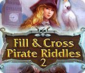 La fonctionnalité de capture d'écran de jeu Fill And Cross Pirate Riddles 2