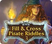 La fonctionnalité de capture d'écran de jeu Fill and Cross Pirate Riddles 3