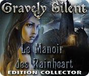 La fonctionnalité de capture d'écran de jeu Gravely Silent: Le Manoir des Rainheart Edition Collector