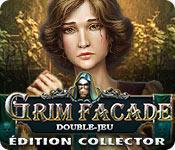 La fonctionnalité de capture d'écran de jeu Grim Facade: Double-jeu Édition Collector
