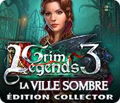La fonctionnalité de capture d'écran de jeu Grim Legends 3: La Ville Sombre Édition Collector