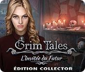 La fonctionnalité de capture d'écran de jeu Grim Tales: L'Invitée du Futur Édition Collector