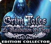 La fonctionnalité de capture d'écran de jeu Grim Tales: La Malédiction des Gray Edition Collector