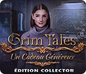 Функция скриншота игры Мрачные Сказки: ООН Подарок Généreux Коллекционное Издание