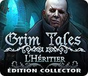 La fonctionnalité de capture d'écran de jeu Grim Tales: L'Héritier Édition Collector